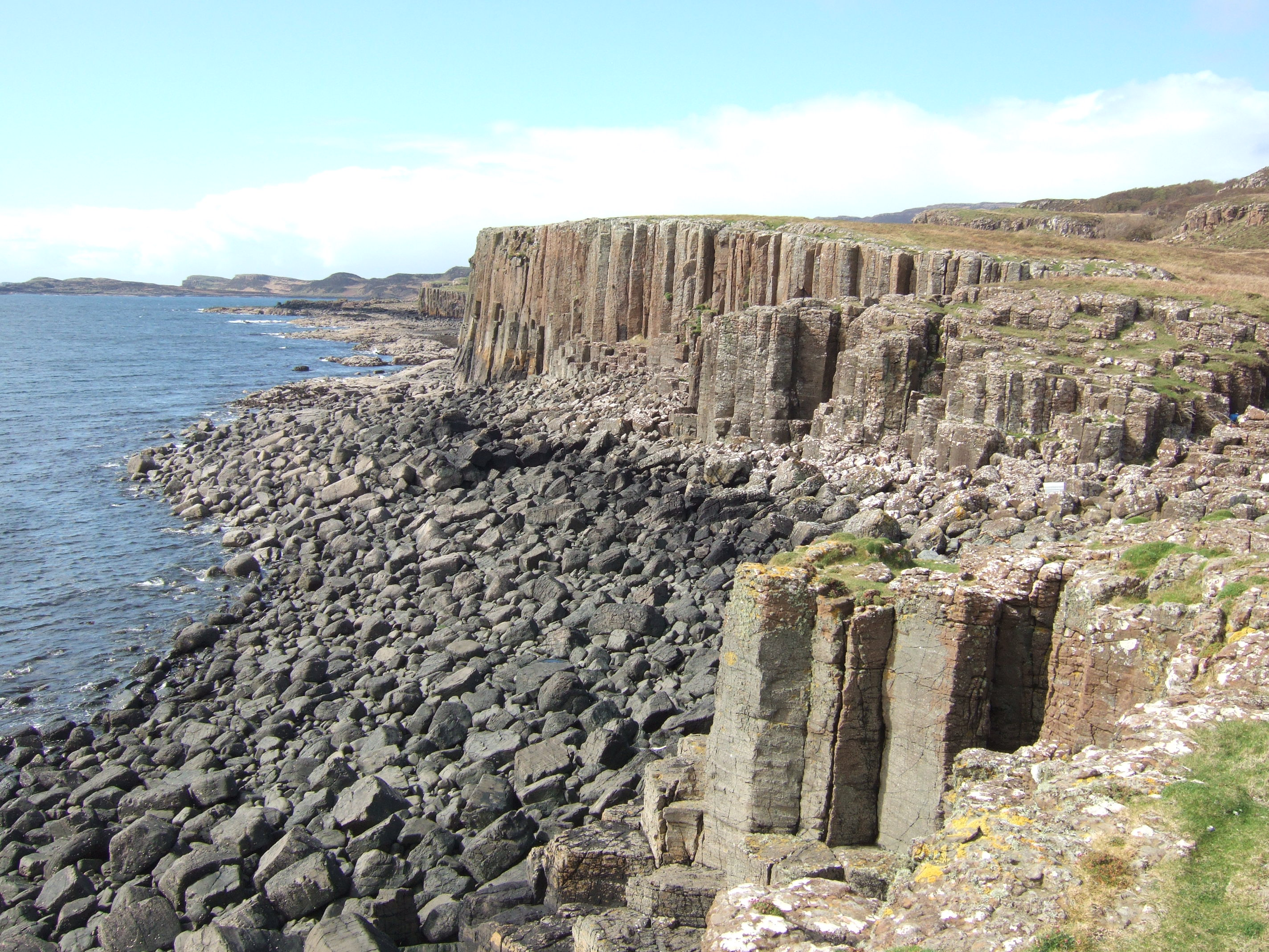 Columnar Basalt is an incredible geological feature to behold and, if you visit the Isle of Mull, you can! Get the best sights with our guide...