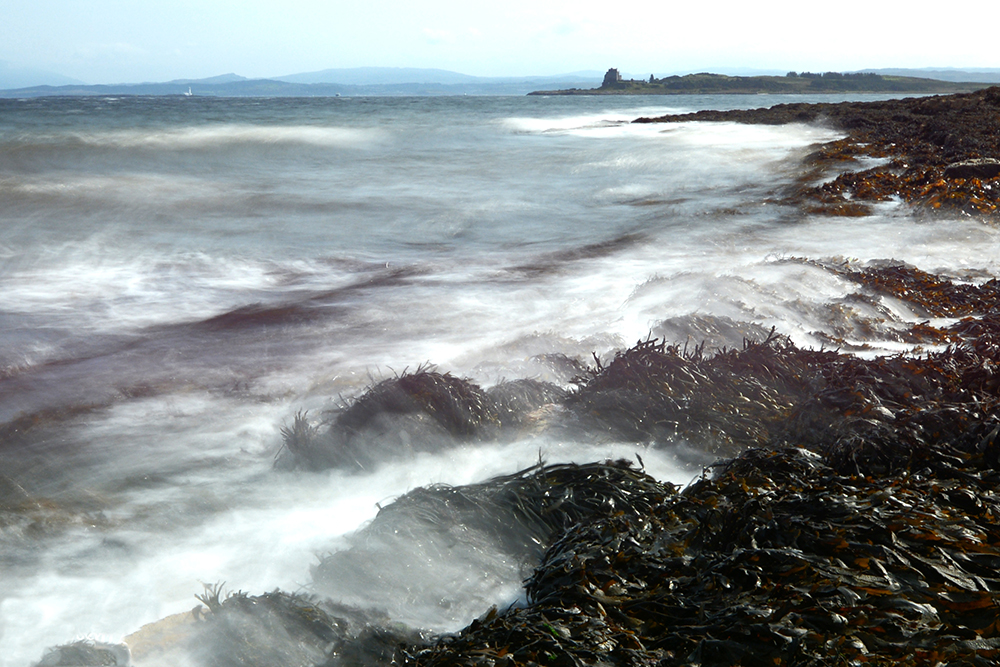 duart bay waves