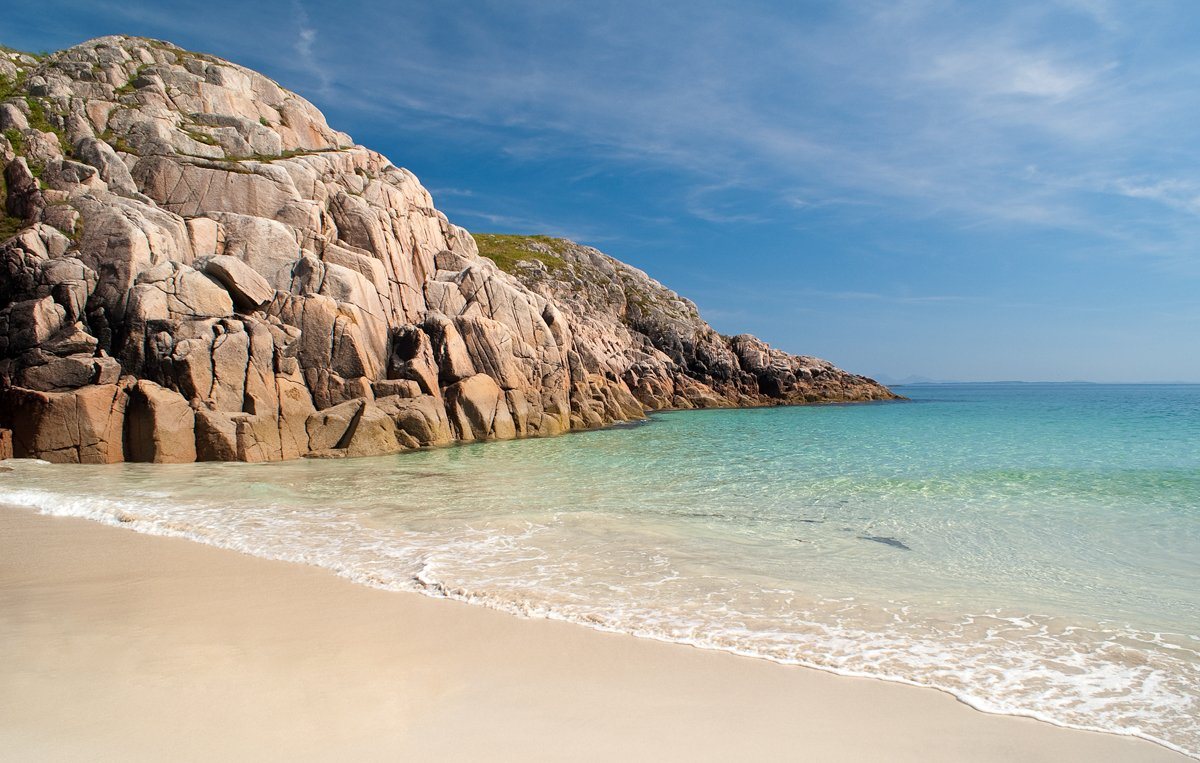 Isle of Mull Beaches Information about the islands beaches and