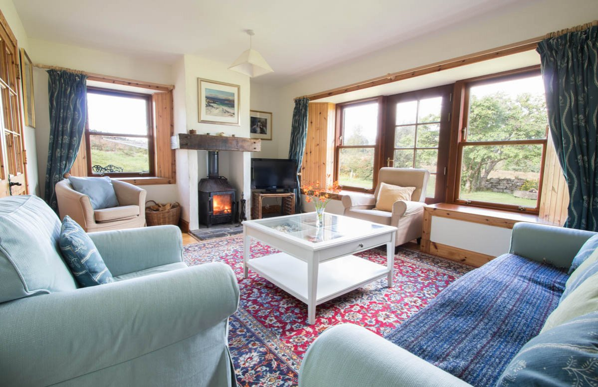 The Coach House. Isle of Mull Self Catering Cottage.