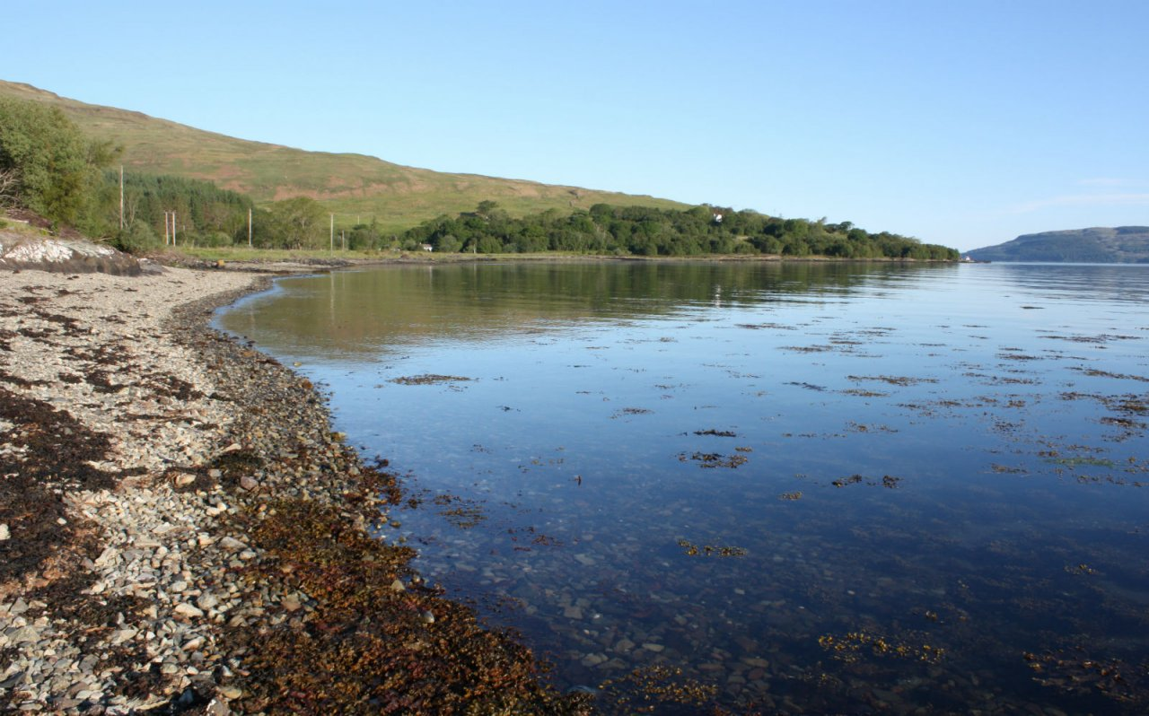 Clover Cottage Isle Of Mull Self Catering Cottage