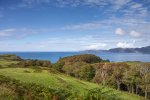 Superb views from Glengorm towards Ardnamurchan