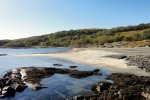 Portfield beach on the Isle of Mull
