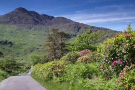 Ben Buie and the road to Lochbuie