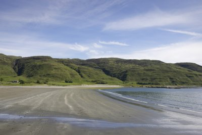Laggan Sands - one of the closest beaches to the cottage