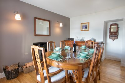 Dining room in Ardwhin
