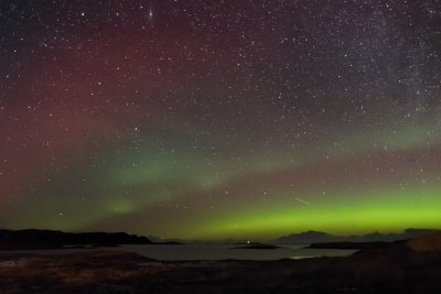 Make the most of the dark skies and you may even be lucky enough to see the aurora