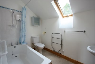 Macquarie House ensuite bathroom