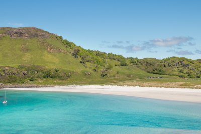 Visit Calgary bay during your stay
