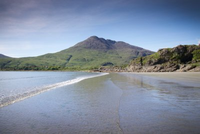 Lochbuie and laggan sands are a ten minute drive from the house