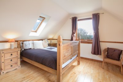 Second double bedroom in Cruachan