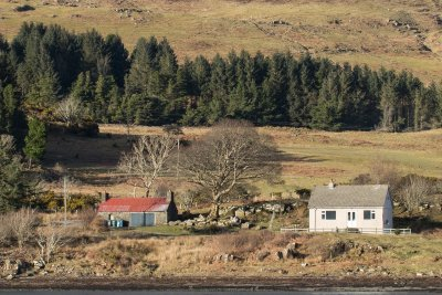 Simply stunning setting on Mull's west coast