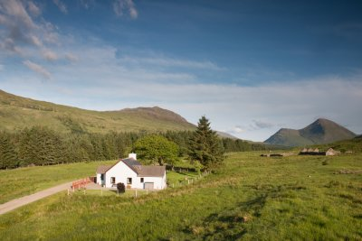 Kilbeg Cottage in beautiful surrounds
