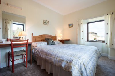 Double bedroom at Kilbeg