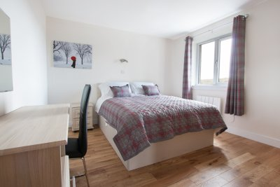 Double bedroom at Lochside