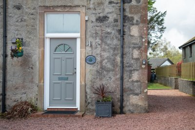 Oakfield Cottage door