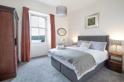 Double bedroom at Oakfield (bedroom 2)