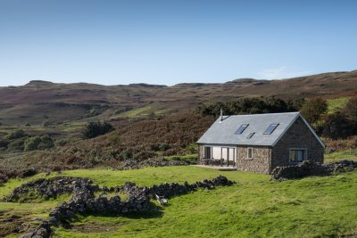 Shepherd's Light self-catering property at Kilninian