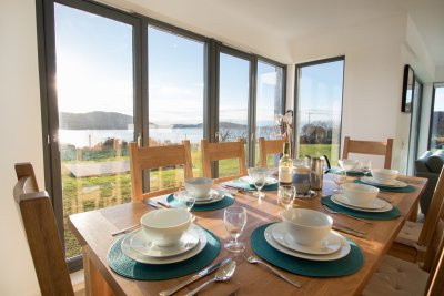 Enjoy dining with a view at Snipe