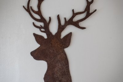 Steel stag