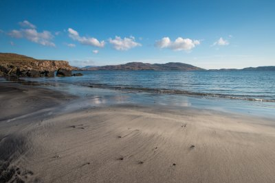 Traigh na Cille - a short drive or twenty minute walk from the house