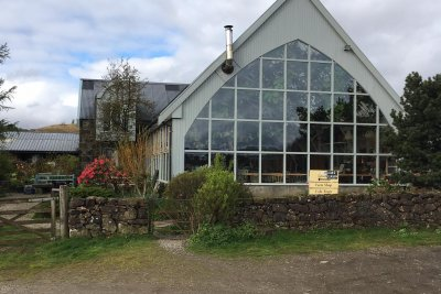 The Glass Barn | Tobermory