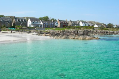 Isle of Iona is a great day trip for guests