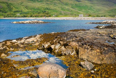 Lochbuie, a beautiful area of Mull