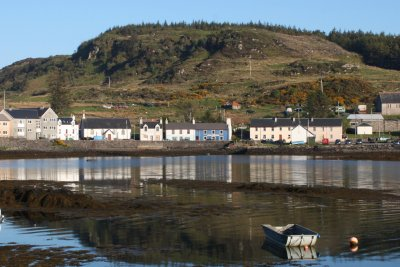 Bunessan - fifteen minute drive from Katrine Cottage