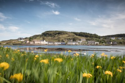Village of Bunessan - 35 minutes from The Dorran and Fisherman's Bothy