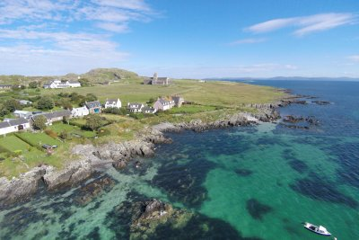 Take a trip to Iona during your stay