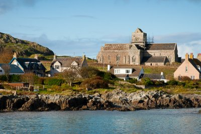 Iona and the Abbey