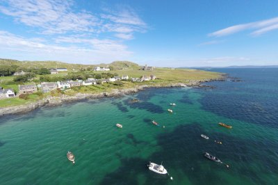 Visit Iona during your visit