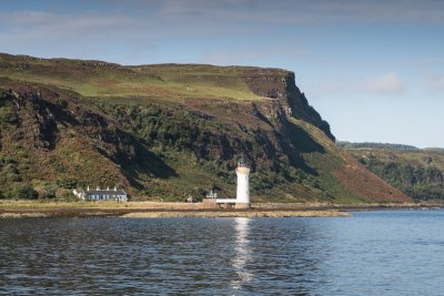Walk to Rubha nan Gall from the town along a coastal path