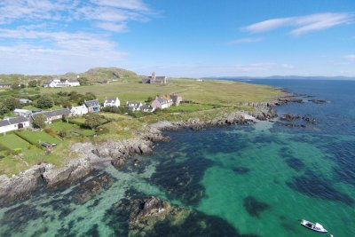 Visit the Isle of Iona during your trip