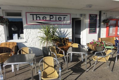 The Pier Café | Tobermory