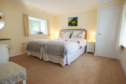 The Byre Double Bedroom