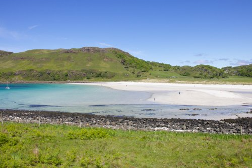 Calgary beach - a five minute drive from Penmore
