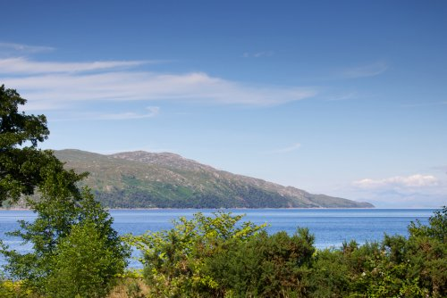 Views of the Sound of Mull