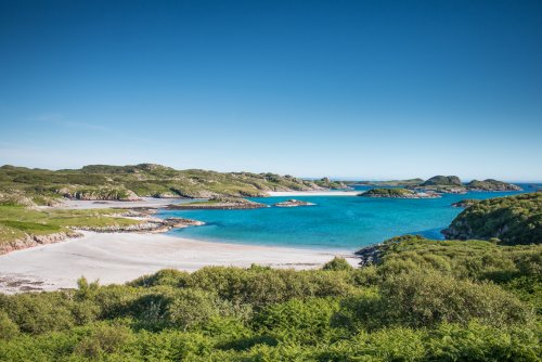 Some outstanding stretches of coastline to explore on the Ross of Mull