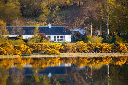 The Smiddy holiday cottage at Lochdon
