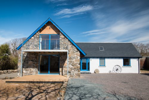 The Steading self-catering cottage