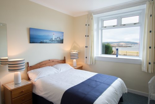 Double bedroom at Tigh Bhan