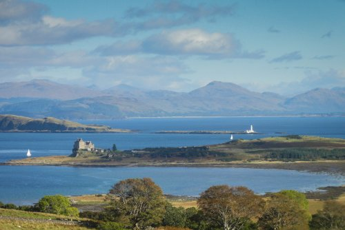 Duart Castle (5 minute drive away)