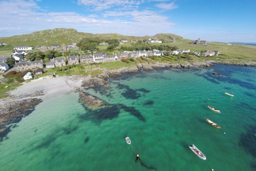 Iona can be visited during your stay