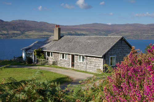 Ormsaig Cottage